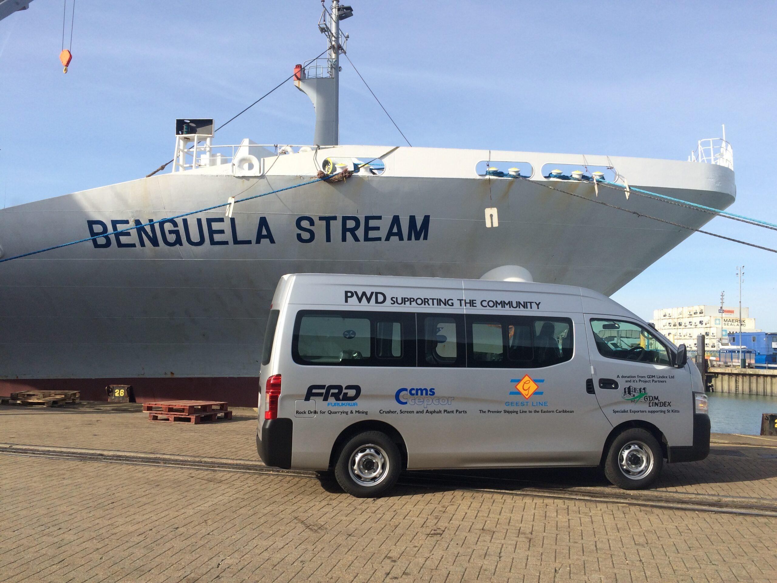 Minibus and Benguela